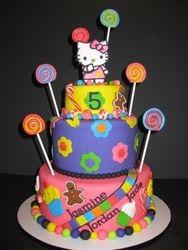 Jasmine, Jordan & Jade's 5th Birthday