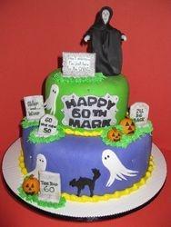 Grim Reaper Birthday