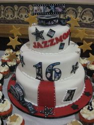Jazzmon's Sweet Sixteen Red Carpet Birthday