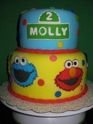 Sesame Street Birthday Celebration