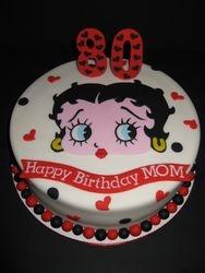 Betty Boop Birthday Celebration