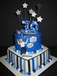 Damir's 30th Gray Goose Birthday Cake
