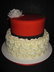My Sister's 60th Birthday Cake