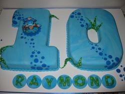 Raymond's Washbuckler #10 Birthday