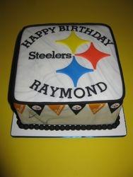 Raymond's Steelers Birthday