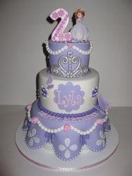 Lyla's Sofia the First Birthday