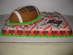 Dustin's Football 15th Birthday