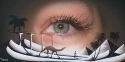 eyes desert