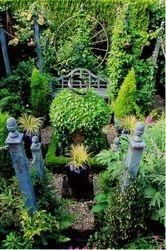 Armillary garden