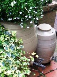 Large ceramic Jars