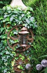 Wheel and lantern