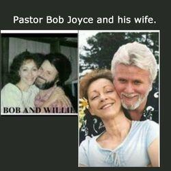 Bob Joyce & his wife
