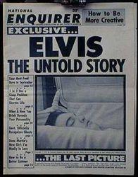 Famous Enquirer Coffin Photo