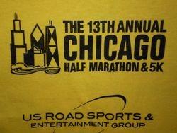 Marathon Volunteer Work