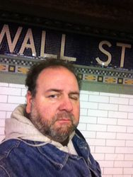 Anthony was waiting for the 4 train