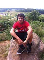 Jesse at Gettysburg