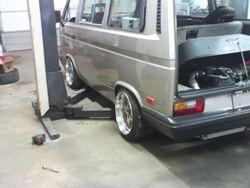Vanagon Gotti wheels