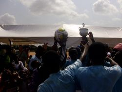 street academy won the cup  10/03/12