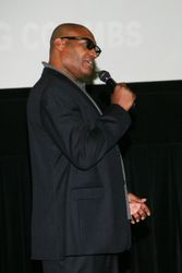 Actor Tony Todd Live at ICE Theater, Chicago