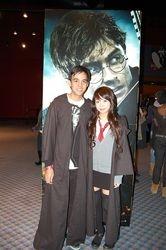 Harry Potter 7 Pre-screening
