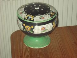 Art Deco rose bowl