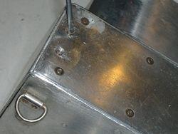 Screw extraction
