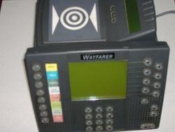 WAYFARER TGX 150 INTRODUCED  1999 CARD READER(TOP OF THE MACHINE)