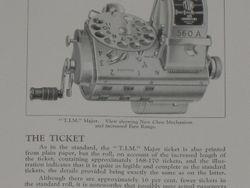 T.I.M MAJOR INTRODUCED 1936