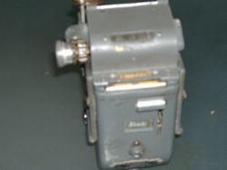 SINGLE BARREL MACHINE