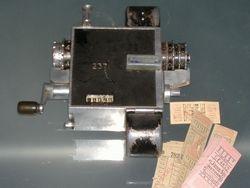 SETRIGHT INSERT L.R.D MACHINE