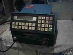 Wayfarer 2 ticket machine introduced 1983