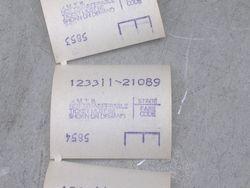 Melbourne Almex E ticket