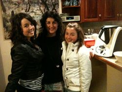Brittany, Michelle, Ellie, (Lachlan)