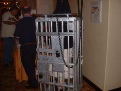 Houdini Caged
