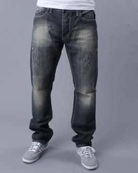 SeanJean Mens Tab Jeans