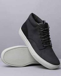 Timberland Canvas casual sneaker (black)