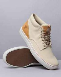 Timberland casual canvas sneakers