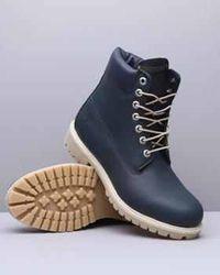 Timberland premium blue night boots