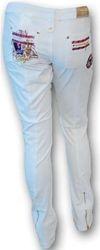 Coogi Ankle Skinny Zipper Jean