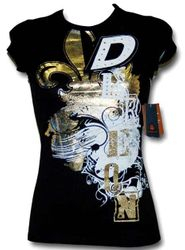 Dereon Fashion Tee (black)