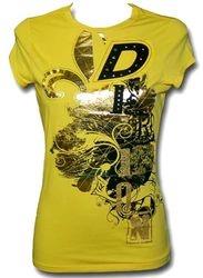 Dereon Fashion Tee (Yellow)