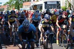 Start Ronde van Yerseke