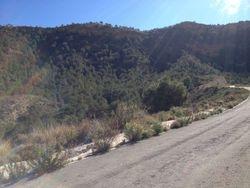 Onderweg op de klim naar plata