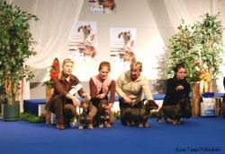 BIS 2 breeder Jyvaskyla int. show 2007
