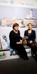 Helsinki Veteran Winner 2015 Tiny Trotter's Quezon