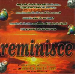 Reminisce {front}