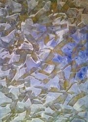 Paper Doves In Flight