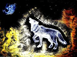 Wolf Spirit Beautiful