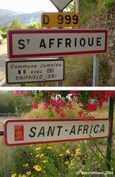 Sent Africa
