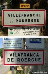Vilafranca de Roergue